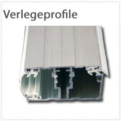 Verlegeprofile f�r Stegplatten